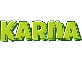 Karna summer logo