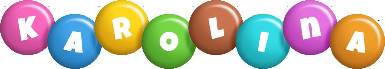 Karolina candy logo