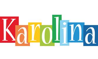 Karolina colors logo