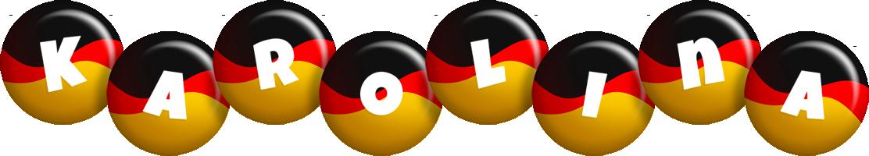 Karolina german logo