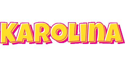 Karolina kaboom logo