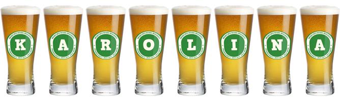Karolina lager logo