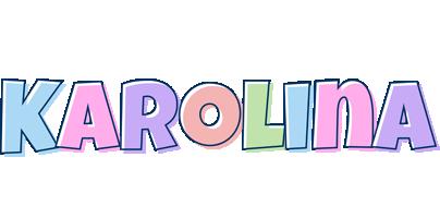 Karolina pastel logo