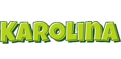 Karolina summer logo