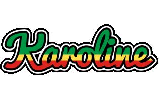 Karoline african logo