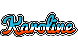 Karoline america logo
