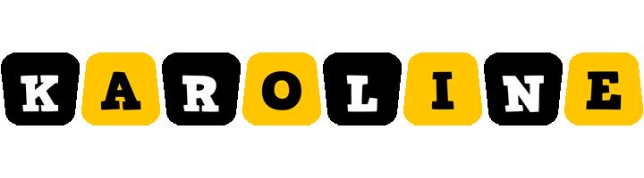 Karoline boots logo