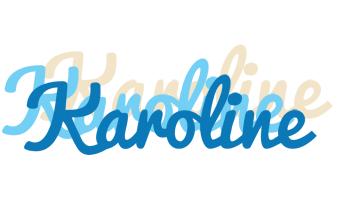 Karoline breeze logo