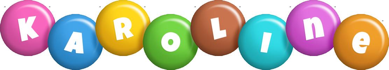 Karoline candy logo