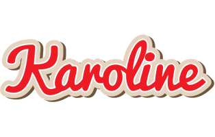 Karoline chocolate logo