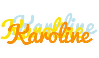 Karoline energy logo