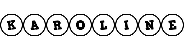 Karoline handy logo
