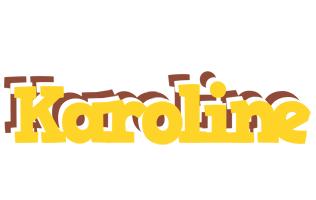 Karoline hotcup logo