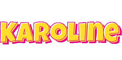 Karoline kaboom logo