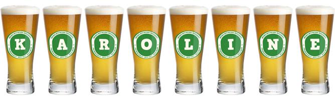 Karoline lager logo
