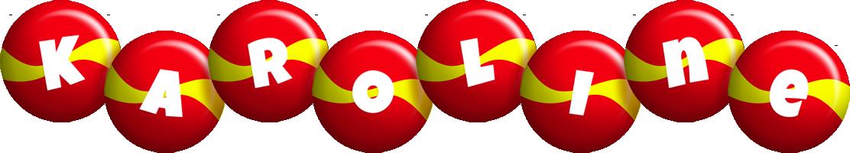 Karoline spain logo