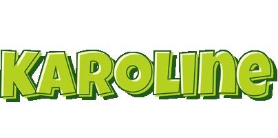 Karoline summer logo