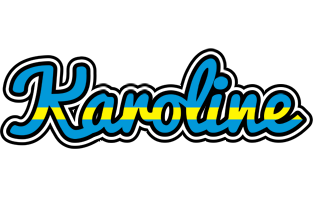 Karoline sweden logo
