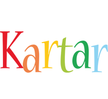 Kartar birthday logo