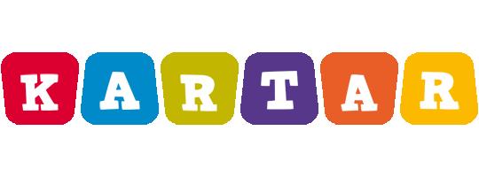 Kartar kiddo logo