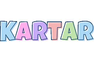 Kartar pastel logo