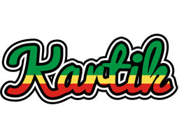 Kartik african logo