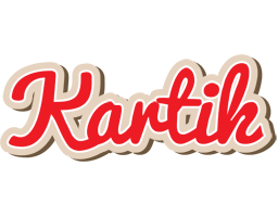 Kartik chocolate logo