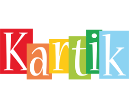 Kartik colors logo