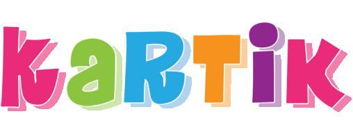 Kartik friday logo