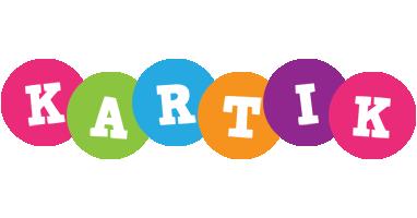 Kartik friends logo