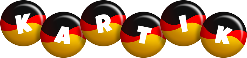 Kartik german logo