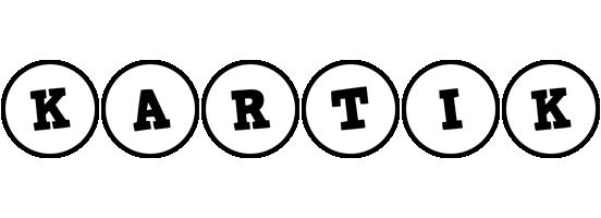 Kartik handy logo