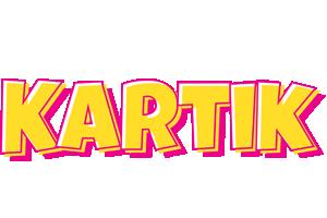 Kartik kaboom logo