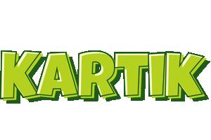Kartik summer logo