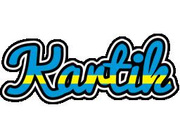 Kartik sweden logo