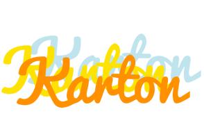 Karton energy logo