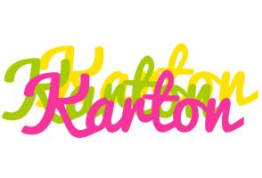 Karton sweets logo
