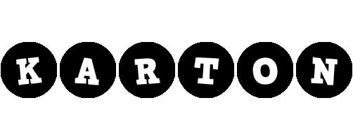 Karton tools logo