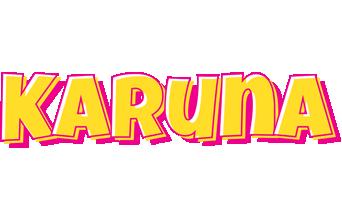 Karuna kaboom logo