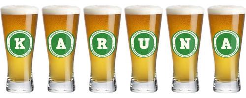 Karuna lager logo