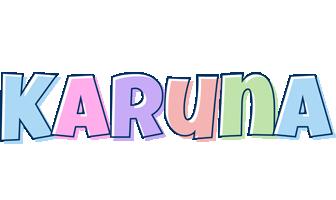 Karuna pastel logo