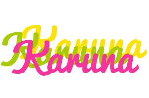 Karuna sweets logo