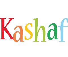 Kashaf birthday logo