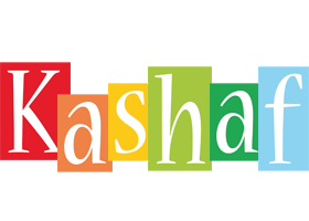 Kashaf colors logo
