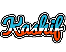 Kashif america logo