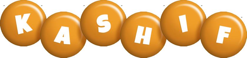 Kashif candy-orange logo