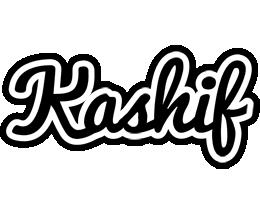 Kashif chess logo
