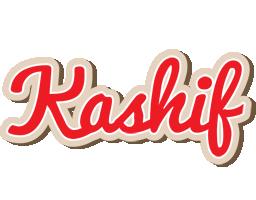 Kashif chocolate logo