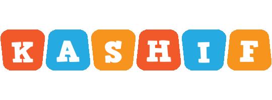 Kashif comics logo