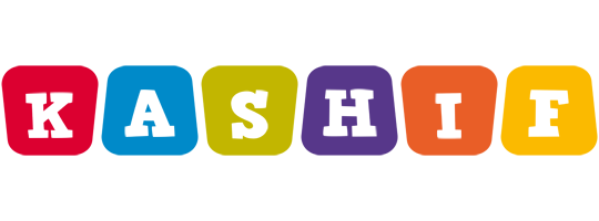 Kashif daycare logo
